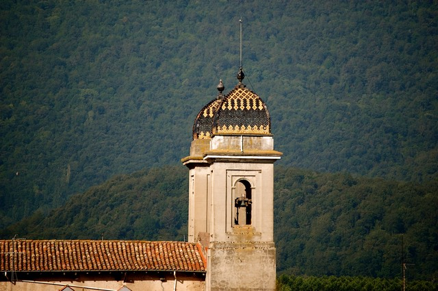 Church tower, Catalunya