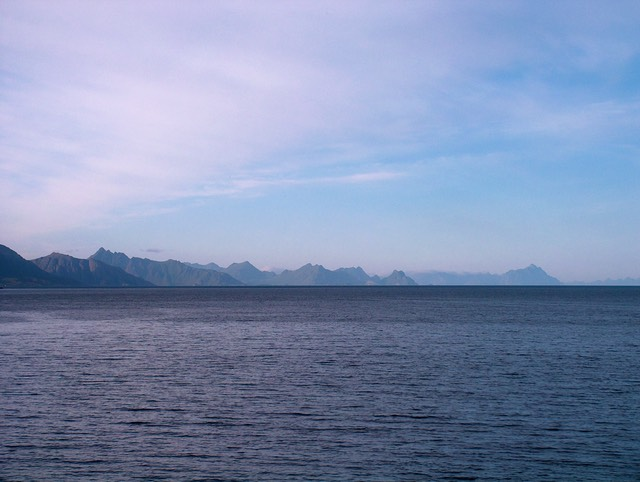 View of Lofoten